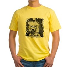 Pookie the Lion Retro T-Shirt T-Shirt