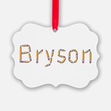 Bryson Pencils Ornament