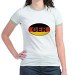 Germany Jr. Ringer T-Shirt
