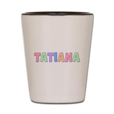 Tatiana Rainbow Pastel Shot Glass