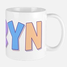 Taryn Rainbow Pastel Small Small Mug