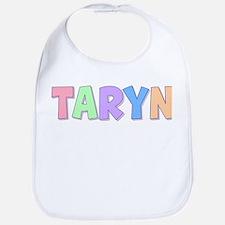 Taryn Rainbow Pastel Bib
