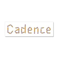 Cadence Pencils 10x3 Car Magnet