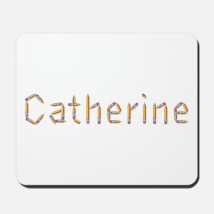 Catherine Pencils Mousepad