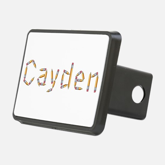 Cayden Pencils Hitch Cover