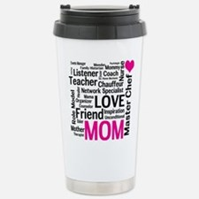 Funny Hot mamas Travel Mug