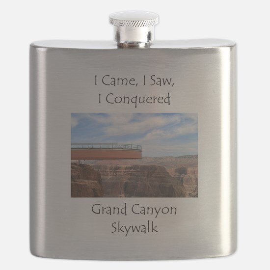 Grand Canyon Skywalk Flask
