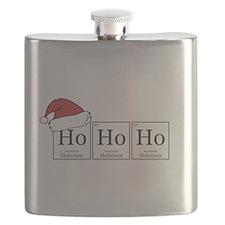 Ho Ho Ho [Chemical Elements] Flask