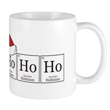 Ho Ho Ho [Chemical Elements] Mug