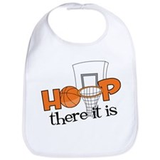 Hoop There It Is Bib