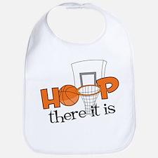 Hoop There It Is Bib