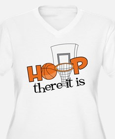 Hoop There It Is T-Shirt