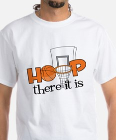 Hoop There It Is Shirt