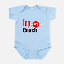 Top Coach Infant Bodysuit