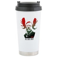 Bull Moose Party Travel Mug