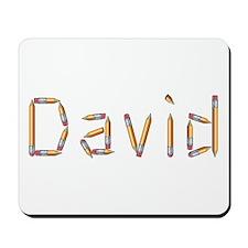 David Pencils Mousepad