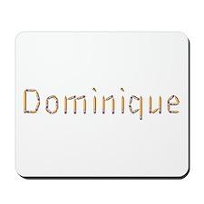 Dominique Pencils Mousepad