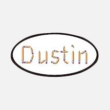 Dustin Pencils Patch