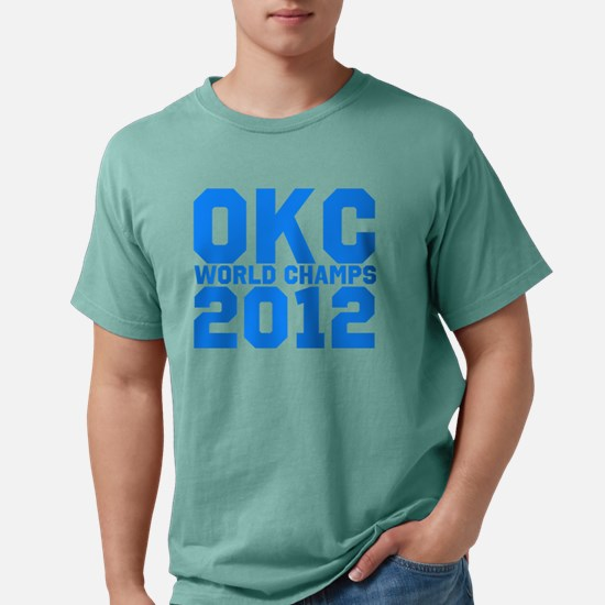 OKC Mens Comfort Colors Shirt