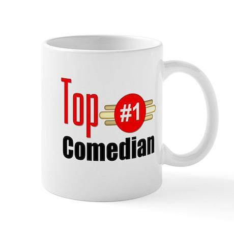 Top Comedian Mug