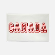 Canada Rectangle Magnet