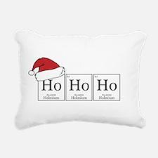 Ho Ho Ho [Chemical Elements] Rectangular Canvas Pi