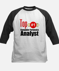 Top Computer Forensics Analyst Tee