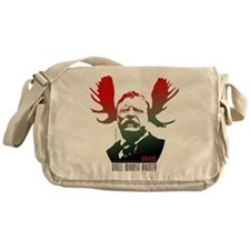 Bull Moose Party Messenger Bag