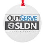 OutServe-SLDN Round Ornament