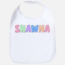 Shawna Rainbow Pastel Bib
