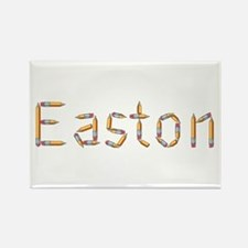 Easton Pencils Rectangle Magnet