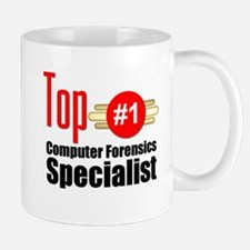 Top Computer Forensics Specialist Mug