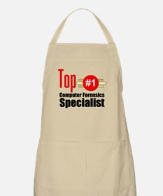 Top Computer Forensics Specialist Apron