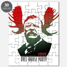 Bull Moose Party Puzzle