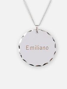 Emiliano Pencils Necklace