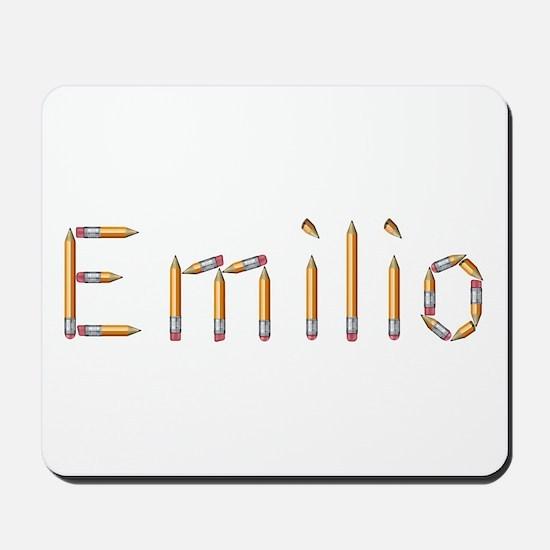 Emilio Pencils Mousepad