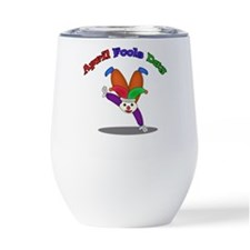 I Love/Heart Komodo Dragons Thermos® Can Cooler