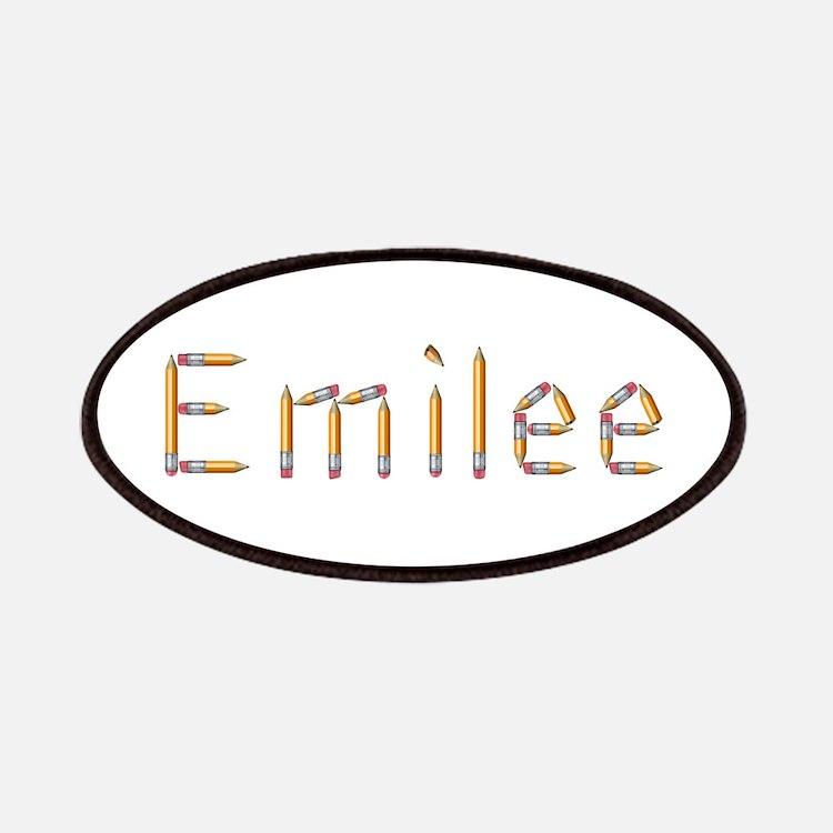Emilee Pencils Patch