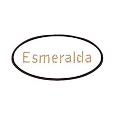 Esmeralda Pencils Patch