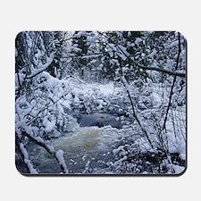Rushing River Mousepad