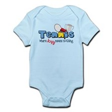Where Love Means Nothing Infant Bodysuit