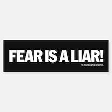 Fear Bumper Bumper Sticker