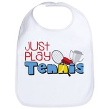 Just Play Tennis Bib