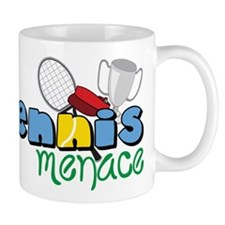 Tennis Menace Mug
