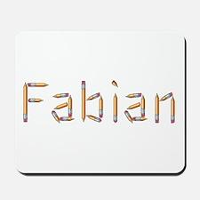 Fabian Pencils Mousepad
