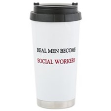 Funny Social workers Travel Mug