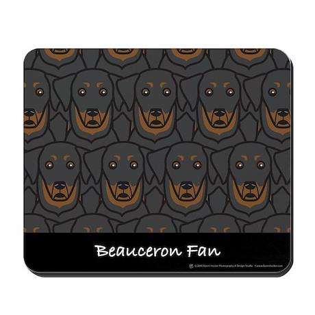 Beauceron Fan Mousepad