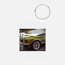 70 Mustang Mach 1 Keychains