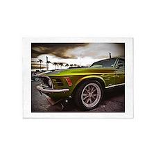 70 Mustang Mach 1 5'x7'Area Rug