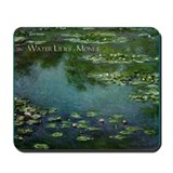 Claude monet Classic Mousepad